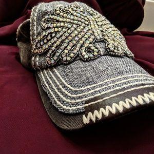 Olive and Pique denim hat!